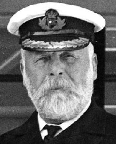 Titanic Kapitän