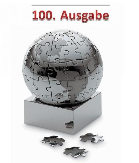 Einhundertste Ausgabe Wissenschaft Interessant Gemacht