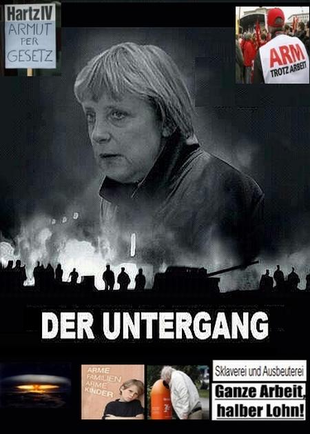 Merkel - Der Untergang Europas