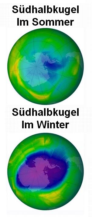 Die Ozonloch-Lüge