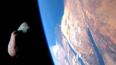 Erde entgeht nur knapp Kollision mit Asteroid