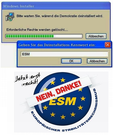 ESM - Nein Danke