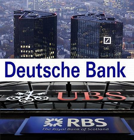 Großbetrüger Banken