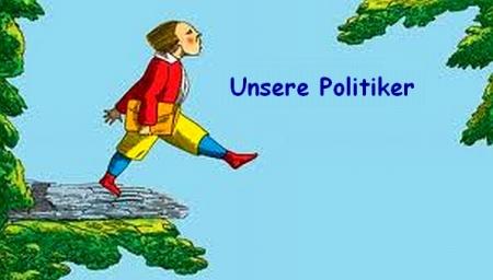 Unsere Politiker