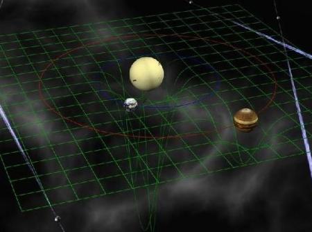 Wissenschaft Interessant Gemacht – Teil 105 – Krümmt die Sonne den Raum