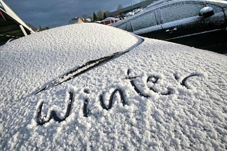 Winter kehrt zurück