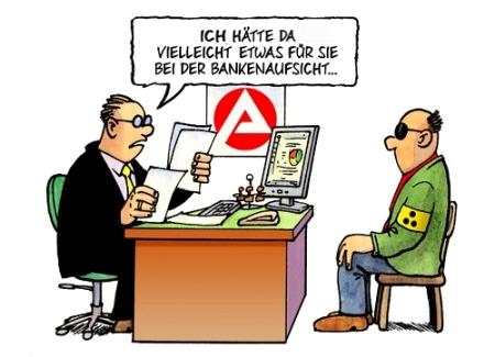 Witz der Woche Bankenaufsicht für Eurozone kommt