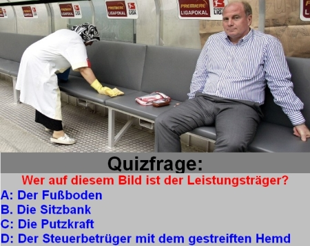 Hoeneß-Quizfrage
