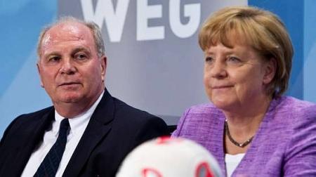 Merkel weiterhin für Steuerbetrug