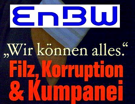 Razzia bei EnBW