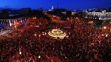 Spanien gegen Sparkurs