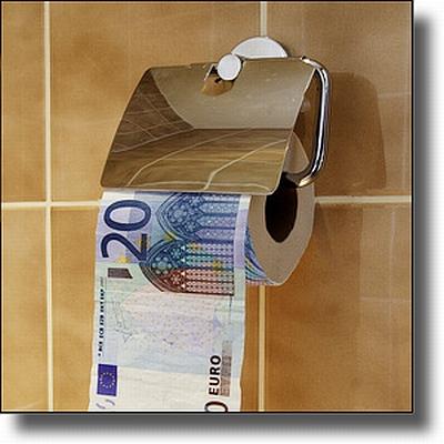 Was mit Ihrem gesparten Geld passieren wird