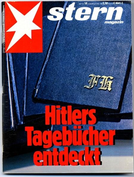 Der lächerliche Stern und die Hitler Tagebücher