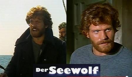 Der Seewolf 1971 - Raimund Harmstorf als Wolf Larsen