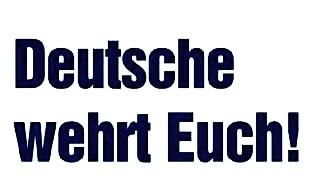 deutsche-wehrt-euch