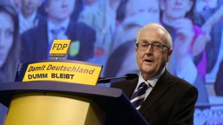 FDP - Damit Deutschland Dumm Bleibt