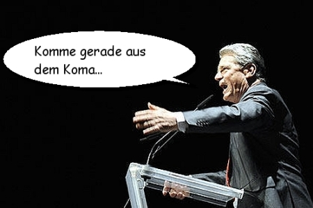 Gauck der Schwätzer