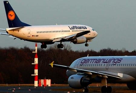 Mangelhafte Wartung bei Germanwings und Lufthansa