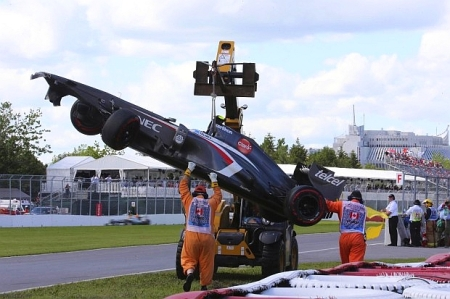 Tödliche Formel 1
