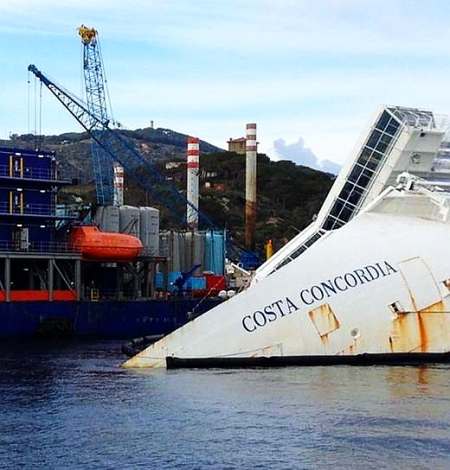 Costa Concordia - Bergung dauert länger als geplant 2
