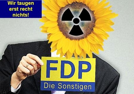 FDP - DIE SONSTIGEN