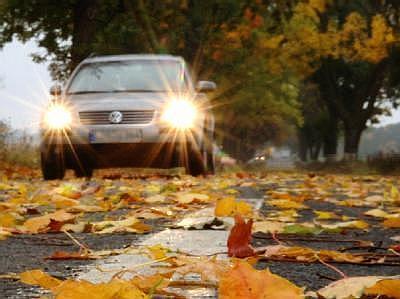 Vorsicht Herbst