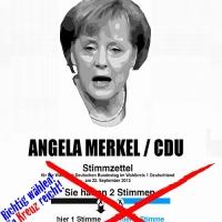 """Politik für """"Deutsche"""" als Volksverarschung seit 1871"""