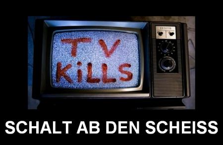 Die Verblödung per Fernsehen
