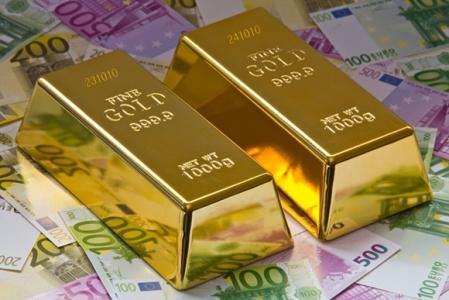 Papier - Gold - Raten Sie mal was Wert hat