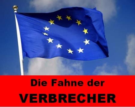 EU-Fahne - Europaflagge - Wie Konzerne uns Europäer ausbluten lassen