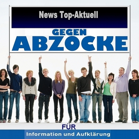 News Top-Aktuell gegen Abzocke