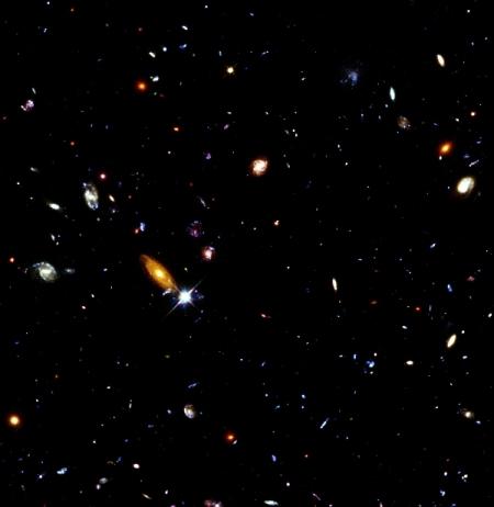 Sind Galaxien stabil