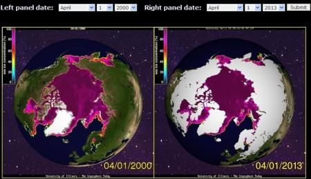 Arktis 2000 2013