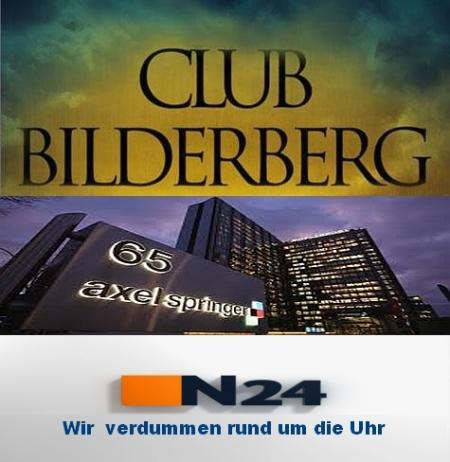 Axel Springer will Fernsehsender N24 übernehmen