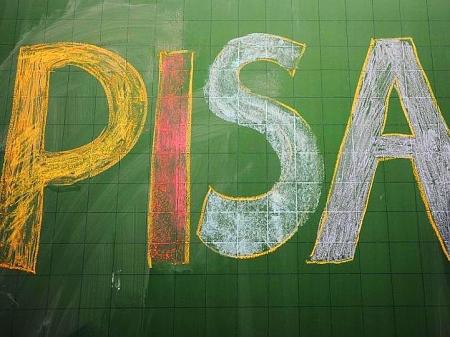 Frage aus dem Pisa-Schultest