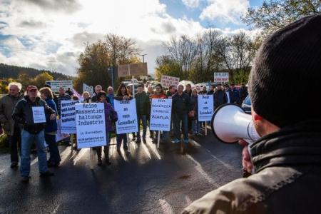 Widerstand lohnt sich - Aus für Mega-Hühnerfarm in der Eifel