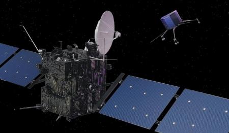 Wissenschaft Interessant Gemacht – Teil 136 – Erstmals soll ein Minilabor auf einem Kometen landen