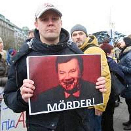 Die Menschen in der Ukraine machen vor wie es geht