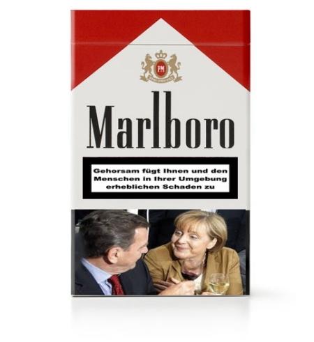 Horrorbilder - Schockbilder auf Zigarretenschachteln 1