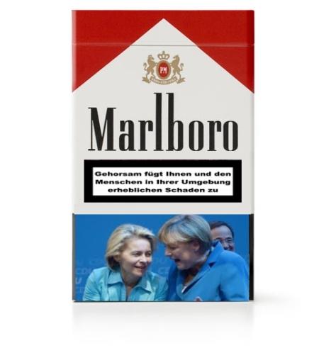 Horrorbilder - Schockbilder auf Zigarretenschachteln 2