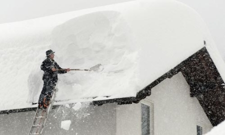 Neues von der Erderwärmung - 17 000 Haushalte in Österreich ohne Strom