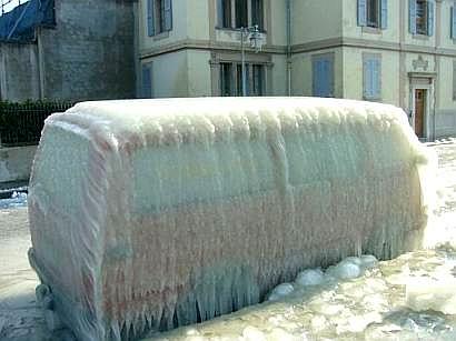 Wissenschaft Interessant Gemacht – Teil 140 – Was ist eigentlich Eisregen