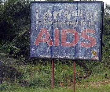 AIDS-Blödsinn und kein Ende