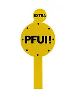 Extra Pfui