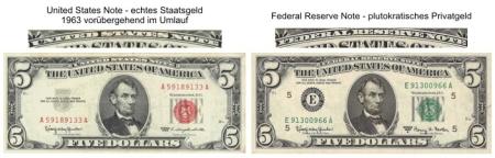 Hochkriminelles verzinstes Geldsystem 6