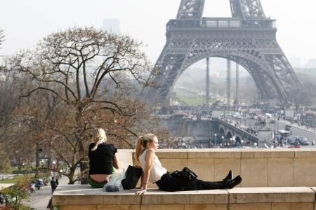 Paris - Fahrverbot wegen SMOG