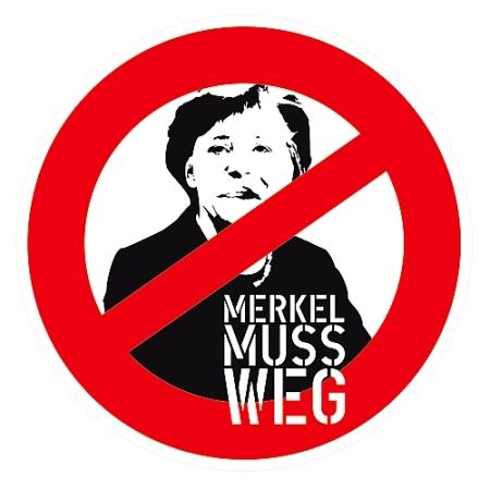 Petition - Absetzung der Merkel-Regierung