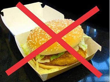McDonald's sollte man besser nicht aufsuchen