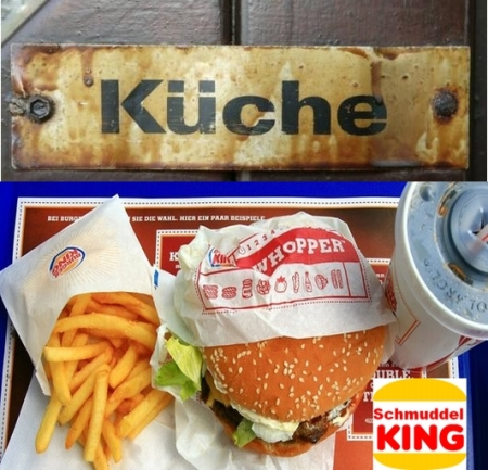 Burger King gleich Schmuddel King