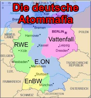 Die deutsche Atommafia